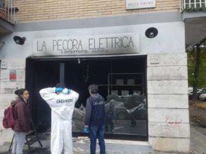 """Questore, la libreria """"Pecora Elettrica"""" dopo due incendi va presidiata – Lettera aperta"""