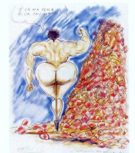 """GIANNA (quarantaduesimo capitolo del """"Glossario Felliniano""""). Verso il Centenario della nascita di Federico Fellini"""