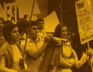 Le lotte e l'utopia 1969/70