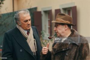 """SIMENON(quarantatreesimo capitolo del """"Glossario Felliniano""""). Verso il Centenario della nascita di Federico Fellini"""