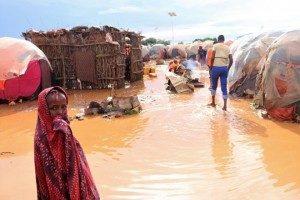 Alluvione in Somalia e l'Italia taglia 6 milioni di fondi per il 2019 per ritardi nei progetti