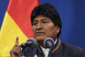 Caos a La Paz