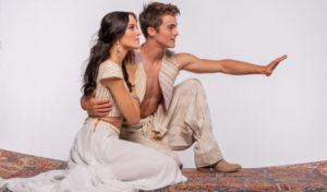 Aladin il musical geniale, al Brancaccio ancora fino all'8 dicembre
