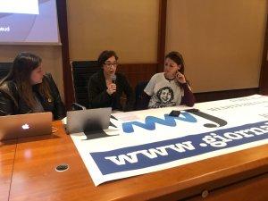 Il  messaggio del Forum delle Giornaliste del Mediterraneo. I diritti delle donne e delle giornaliste in un percorso che inizia a Sud