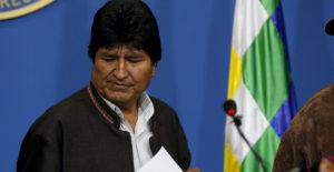 La fibrillazione sudamericana investe anche la Bolivia, delicata cerniera del subcontinente.