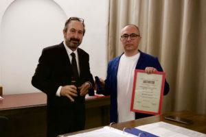 Fantastico trionfo dei nostri poeti al Premio Internazionale di Poesia per la Pace Universale 'Frate Ilaro del Corvo'