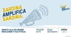 Centomila sardine a Roma: Articolo 21 ci sarà!