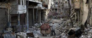 Abbiamo dimenticato la Siria
