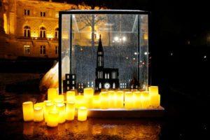 A Strasburgo il ricordo dell'attentato costato la vita ad Antonio Megalizzi. Il Ministro Castaner: l'odio non vincerà