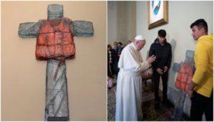 """Papa Francesco: """"È l'ingiustizia che costringe molti migranti a lasciare le loro terre"""""""