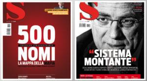 """Ancora una volta i giornalisti del mensile siciliano """"S"""" nel mirino di querele temerarie. Il gip archivia a favore di direttore e giornalista"""