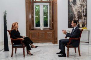 "Intervista Assad. Usigrai: ""Una scelta incomprensibile"""