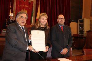 Conferita la cittadinanza onoraria di Palermo a Paolo Dall'Oglio