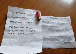 """Campania, altri due cronisti minacciati. Fnsi e Sugc: """"Necessari interventi per garantire la sicurezza dei colleghi"""""""