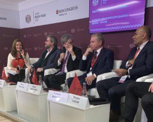Davos, Retrago al centro del dibattito della cooperazione e delle innovazioni in sanità
