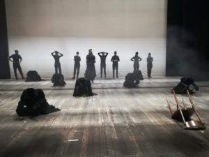 """""""Gusci umani vuoti"""": la storia dei malati di Pergine deportati per la Giornata della Memoria al Teatro Zandonai di Rovereto"""