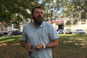 """Dragan Bursać: """"Non denuncio più le minacce ricevute"""""""
