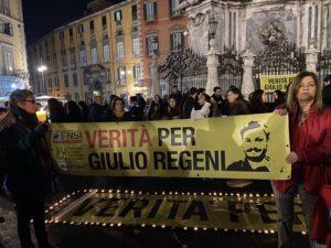 Napoli: pacifismo e violenza inaudita