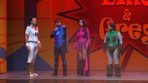 Lillo&Greg strepitosi al Teatro Olimpico con 'Gagmen'
