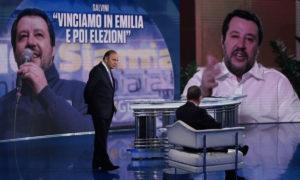 """Spot Salvini. Usigrai: """"Rai rischia multa salata. Chi pagherà?"""""""