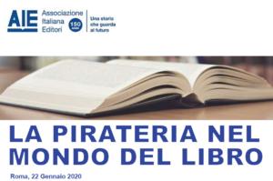 La pirateria ruba il 23 % dei ricavi all'industria del libro