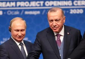 Asse Putin-Erdogan sfalda la Nato in Libia e Medio Oriente