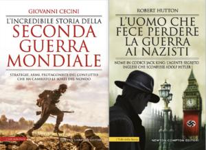 Strategie politico-militari e servizi segreti del secondo conflitto mondiale nell'analisi di Giovanni Cecini e Robert Hutton