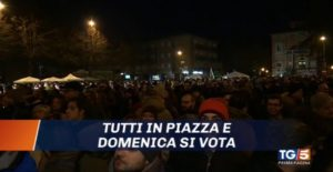 Elezioni Regionali 2020, Salvini vince la sfida delle presenze in Tv