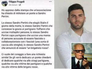 """""""Pertini brigatista"""". Bufera sul consigliere della Lega (che poi si scusa)"""