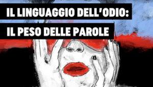 """""""Parole non pietre"""", l'adesione di GiULiA: Il linguaggio dell'odio ferisce la corretta informazione"""