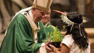 """""""Querida Amazonia"""". Non possiamo restare indifferenti alle esortazioni di Papa Francesco"""