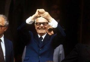 Pertini, il presidente partigiano