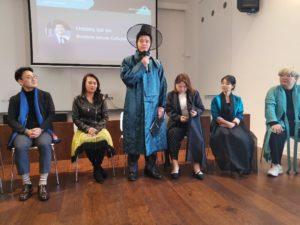 """Istituto Culturale Coreano. """"From the past"""", una mostra multimediale che racconta il passaggio della tradizione"""