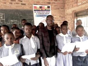La poesia al centro di un importante incontro educativo presso la Kanoni Preparatory School di Kazo (Uganda)