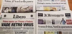 Infodemia da #Coronavirus