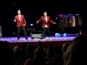 """Teatro Vittoria. I Lucchettino in """"Maghi per una notte"""", geniali nonsense della nostra vita"""