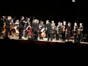 """Teatro Vittoria.Successo di Andreas Leisnercon l'Orchestra Città di Roma nella quinta di Beethoven e """"l'Italiana"""" di Mendelssohn"""