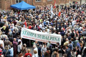 Quando l'informazione (di qualità) è necessaria Intervista a Silvia Garbarino, segretaria Ass. stampa Subalpina