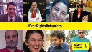 """Turchia, quando i difensori dei diritti umani sono """"nemici dello stato"""""""