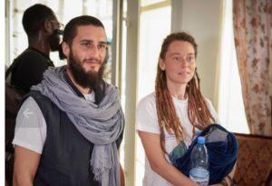 Finito l'incubo per Luca e Edith, liberi dopo 15 mesi di prigionia