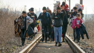 Migranti, il Parlamento Europeo fermi le violenze e la violazioni dei diritti umani