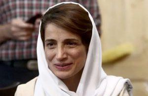 #8MARZO. L'appello alla pace dell'avvocata ed attivista iraniana Nasrin Sotoudeh dal carcere di Evin*