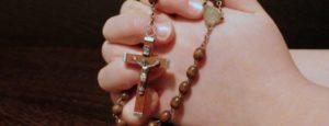 Il rosario in un contenitore televisivo e il fine profondo del culto mariano