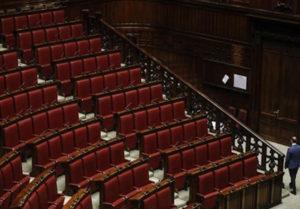 Inaccettabile che l'attività del Parlamento sia ridotta all'unica seduta del mercoledì