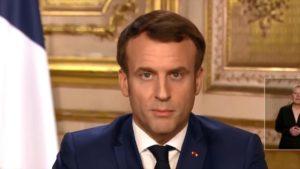 Coronavirus. Per Macron anche la società neoliberista è colpita a morte