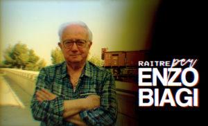 "Oggi torna ""Rai3 per Enzo Biagi"" a cura di Loris Mazzetti"
