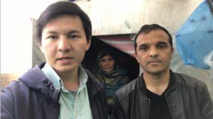 Moria, minacciato il corrispondente franco-afgano Mortaza Behboudi