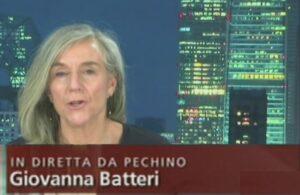 Giovanna Botteri, spettinata e bravissima. Diciamo basta al body shaming