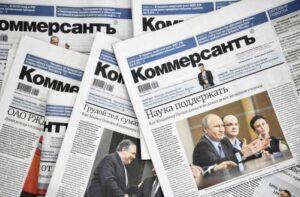 Russia, restrizioni della libertà di stampa e solidarietà