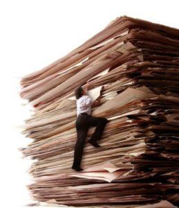 Abbasso la burocrazia! Tu la fai facile…